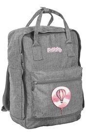 Paso BeUniq Ballon School Backpack w/ Pencil Case Grey