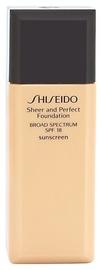 Shiseido Sheer And Perfect Foundation SPF18 30ml O80