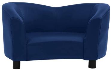 Кровать для животных VLX Dog Bed, синий, 670 мм x 410 мм