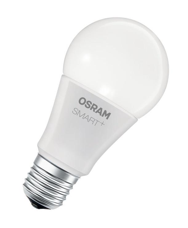 Led spuldze Osram A60, 10W, E27, 2000-6500K, 810lm, DIM, RGB