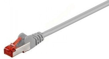 Goobay Patch Cable CAT6 S/FTP RJ45 Grey 30m