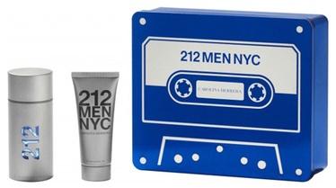 Набор для мужчин Carolina Herrera 212 NYC Men 2pcs Set 200 ml EDT