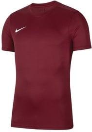 Футболка Nike Park VII Jersey T-Shirt BV6708 677 Bordo 2XL