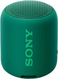 Belaidė kolonėlė Sony XB12 Extra Bass Green