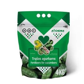 Mēslojums gurķiem ar mikroelementiem Achema, 4kg
