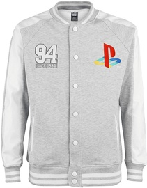 Licenced Playstation Since 94 College Jacket Grey M