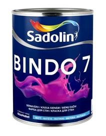Krāsa Sadolin Bindo 7, 1 l, balta