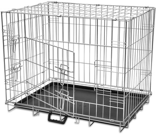 Koerapuur VLX Dog Bench M, 760x550x610 mm