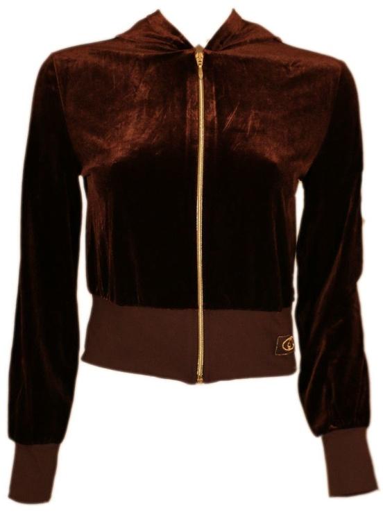 Джемпер Bars Womens Jacket Dark Brown 83 S
