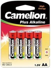 Camelion LR6 Plus Alkaline Battery AA x 4