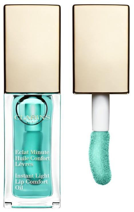 Clarins Instant Light Lip Comfort Oil 7ml Mint