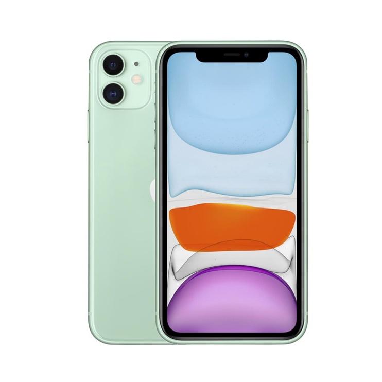 Mobilusis telefonas Iphone 11 64GB green