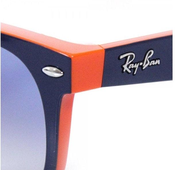 Ray-Ban New Wayfarer Color Mix RB2132 789/3F 52