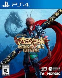 Monkey King: Hero Is Back PS4
