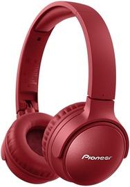 Belaidės ausinės Pioneer SE-S6BN ANC Red