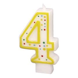 Свеча на день рождения Amscan 4
