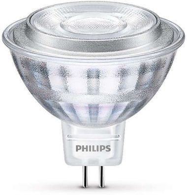 Led lamp Philips MR16, 50W, GU5.3, 2700K, 621lm