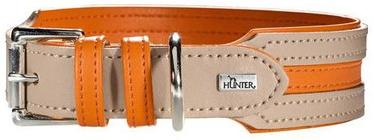 Hunter Collar Basic Marbella Stripes 50 Orange