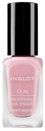 Inglot O2M Breathable Nail Enamel Soft Matte 11ml 505