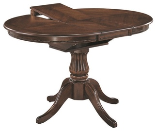 MN Capri Dinner Table Brown