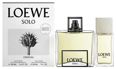 Loewe Solo Esencial 2pcs Special Edition Set 130ml EDT