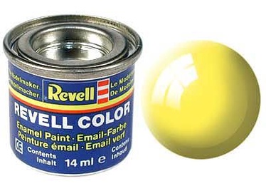 Revell Email Color 14ml Gloss RAL 1018 Yellow 32112