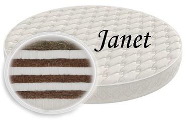 Matracis SPS+ Janet, Ø230x19 cm
