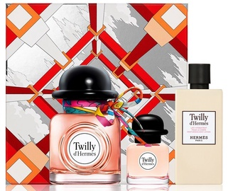 Rinkinys moterims Hermes Twilly d'Hermes 85 ml EDP + 80 ml Body Lotion + 7.5 ml EDP