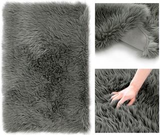AmeliaHome Dokka RUG/AH Carpet Nonslip DarkGrey 75x120cm