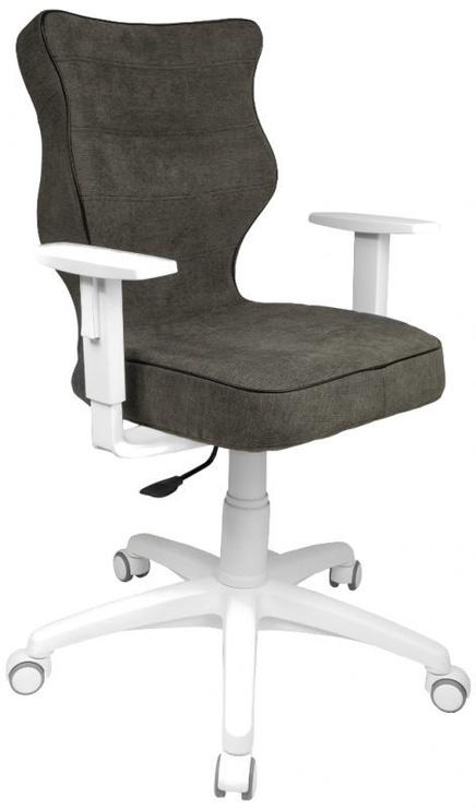 Biroja krēsls Entelo Duo White/Grey AT33