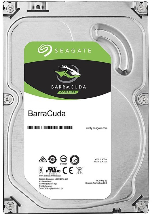 Seagate Barracuda 3TB 5400RPM 256MB ST3000DM007