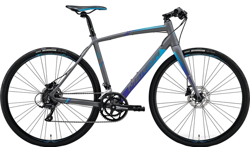 Merida Speeder 200 Grey/Blue 54cm/M-L