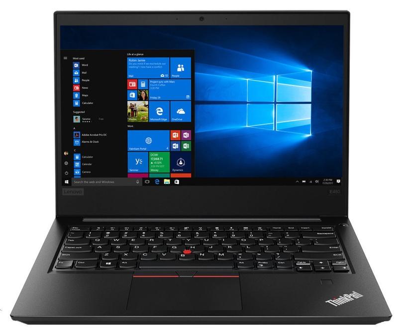Nešiojamas kompiuteris Lenovo ThinkPad E480 20KN001NMH