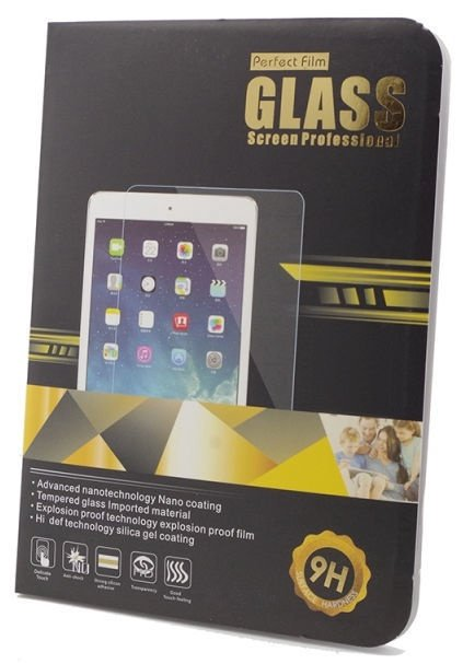 Mocco Premium Universal Tempered Glass Screen Protector For 8""