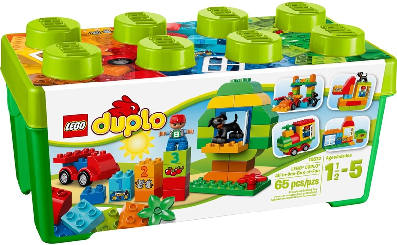 LEGO DUPLO All In One Box Of Fun V29 10572