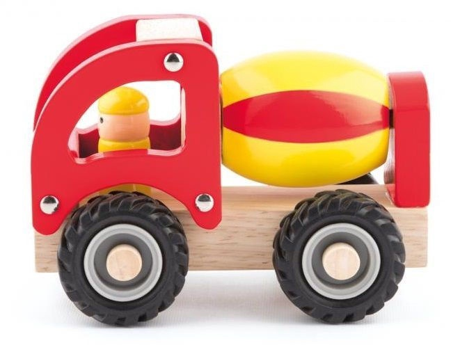 Woody Red Cement Mixer 91802