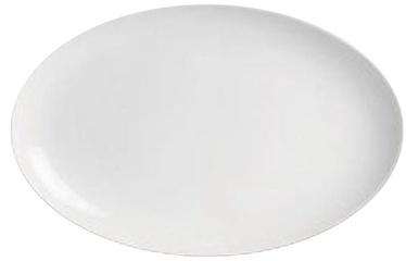 Leela Baralee Oriental Plus Oval Plate 36cm