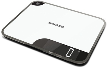 Salter 1079 WHDR Chopping Board & Kitchen Scale White