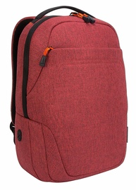 Targus Groove X2 Compact Backpack for MacBook 15 Red
