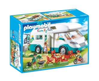 Constructor playmobil family fun 70088