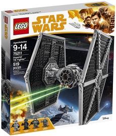 Конструктор LEGO Star Wars Imperial TIE Fighter 75211 75211, 519 шт.