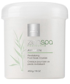 Jessica ZenSpa Awaken Revitalizing Foot Soak Crystals 453g