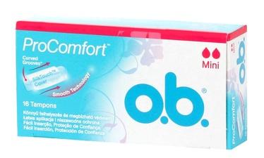 o.b. Pro Comfort Mini Tampons 16pcs