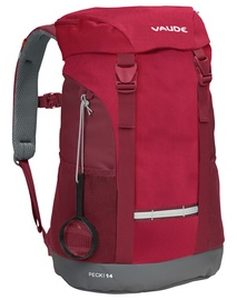 Vaude Pecki 14 Dark Red