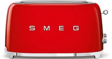 Smeg Toaster TSF02RDEU Red