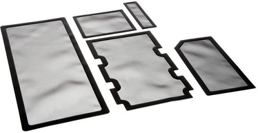DEMCiflex Dust Filter Black DF0483 Set For Corsair Obsidian 750D