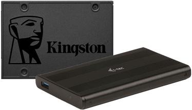 "Kingston A400 120GB SATAIII 2.5"" + iTec MySafe Advance MYSAFEU31"
