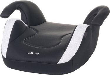 Automobilinė kėdutė 4Baby Dino 2018 Black, 15 - 36 kg