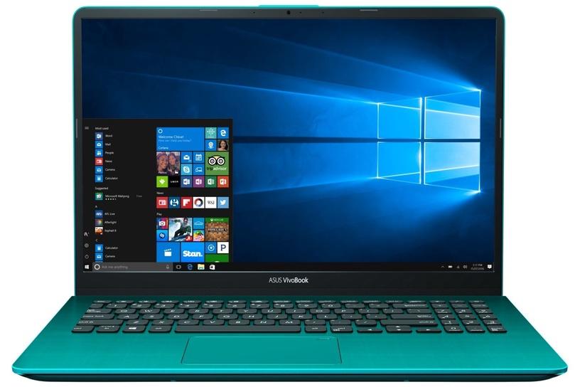 Nešiojamasis kompiuteris Asus VivoBook S15 S530FA Green