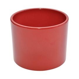 Вазон Domoletti 5906750947938, красный